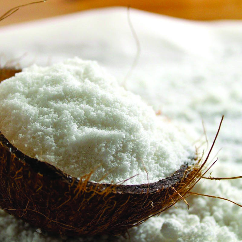 Desiccated Coconut for Household Purposes